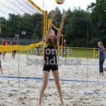 beach volleybal