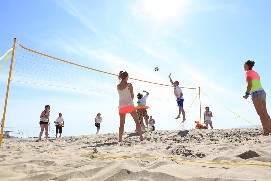 aanval oefeningen volleybal