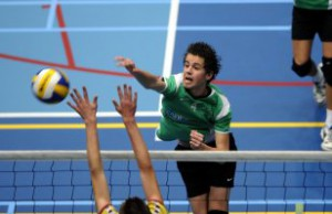 It is hoped that the game will encourage more young boys and girls to take up the sport of volleyball and develop a passion for it